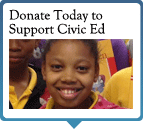 Give to Support Civic Education